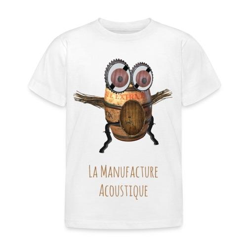 T Shirt Enfant - La Manufacture - T-shirt Enfant
