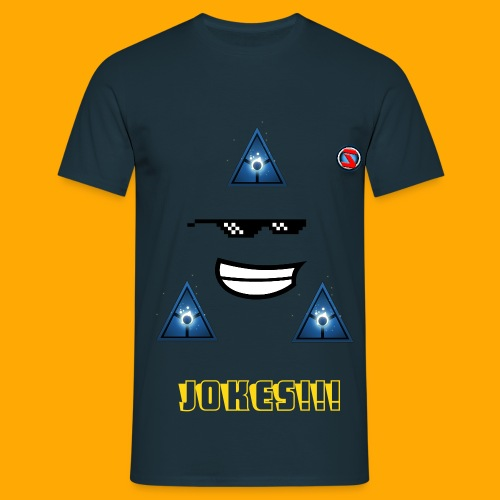 JOKES T-SHIRT!!!! - Men's T-Shirt