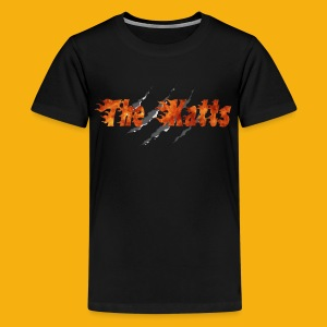 T-Shirt Ado 10/12 ans The Katts - T-shirt Premium Ado