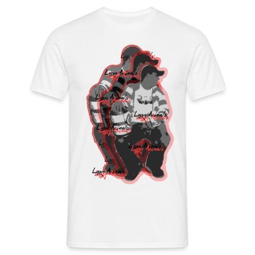 Fass-Chiller  - Männer T-Shirt