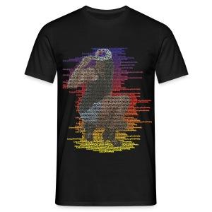 LAzy CHICK - Männer T-Shirt