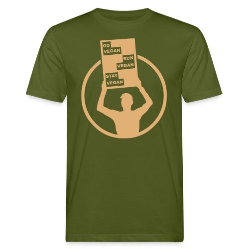 T-Shirt man (organic cotton // man) - Men's Organic T-Shirt
