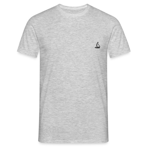 L'Aventurier T-Shirt Homme Gris - T-shirt Homme