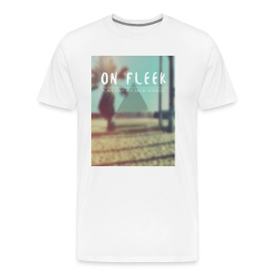 ON FLEEK HIPSTER version - Männer Premium T-Shirt
