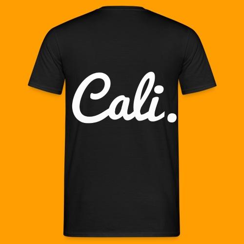 Cali's Shirt - Männer T-Shirt