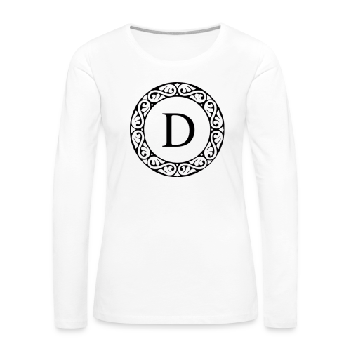 DusTT's Premium Longsleeve Shirt Women - Women's Premium Longsleeve Shirt