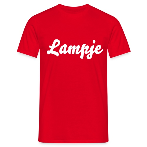Lampje Men - Mannen T-shirt
