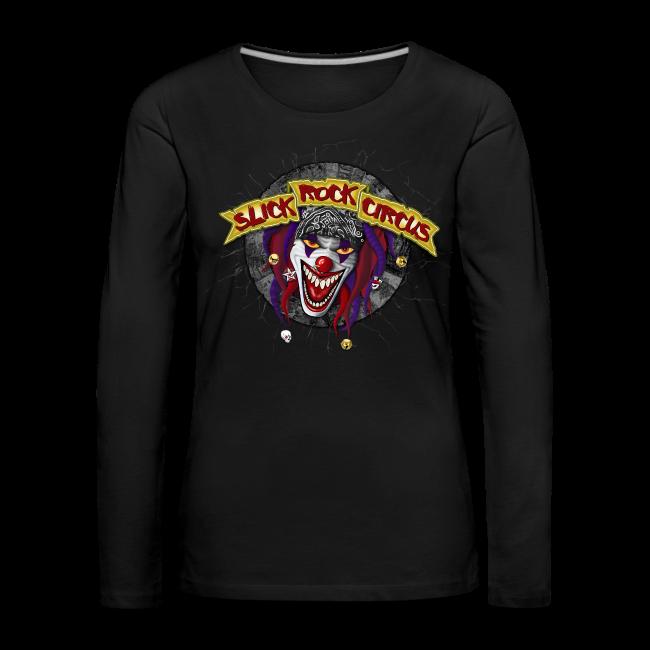 Slick Rock Circus - Evil Clown Girlie Longsleeve