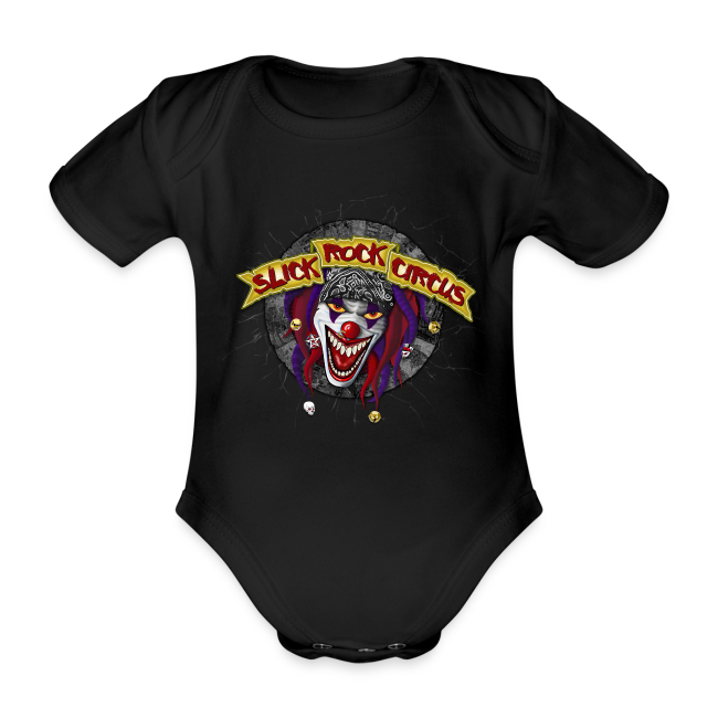 Slick Rock Circus - Evil Clown Baby Body