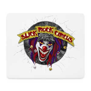 Mouspad - Slick Rock Circus Evil clown - Mousepad (Querformat)