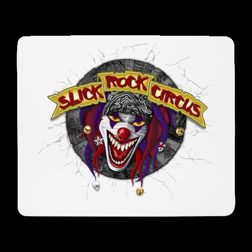 Mouspad - Slick Rock Circus Evil clown - Mousepad (Querformat)