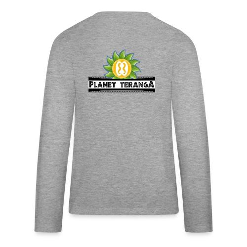 T-shirt Teranga Premium Ado  - T-shirt manches longues Premium Ado