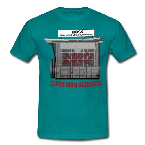 Büdchenliebe - Jungs - Männer T-Shirt