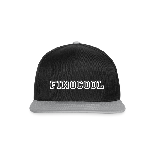 FinoCap - Limited Edition 500 Subscriber - Snapback Cap