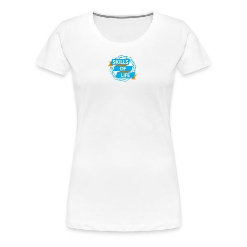 Girls Logo T-Shirt - Women's Premium T-Shirt