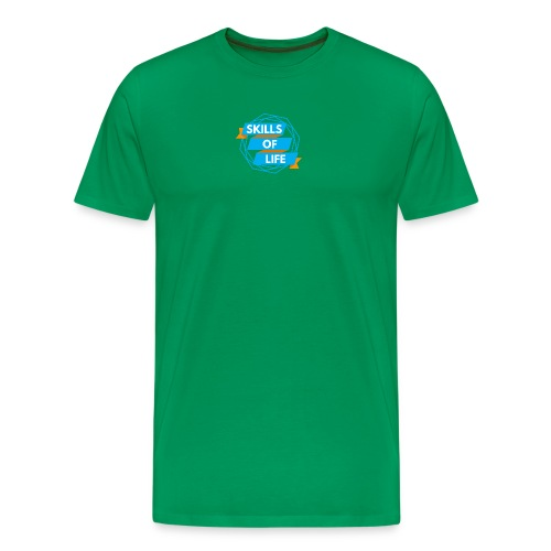 Guys Logo T-Shirt - Men's Premium T-Shirt