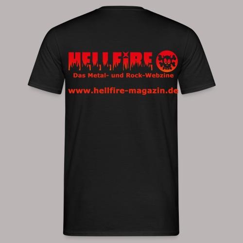 Hellfire T-Shirt - Männer T-Shirt