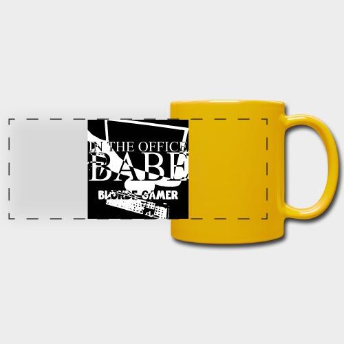 IN THE OFFICE, BABE Mug - Full Color Panoramic Mug
