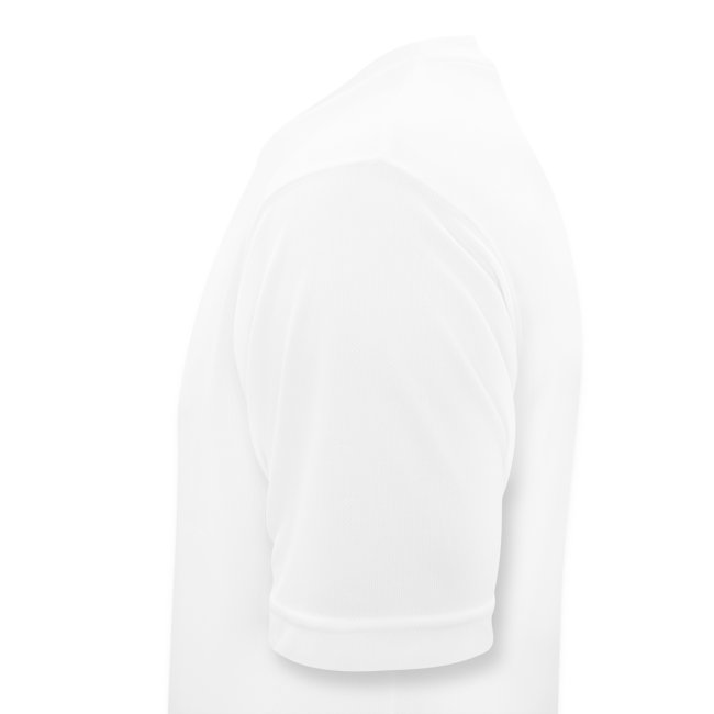 Bold Funktionsshirt White