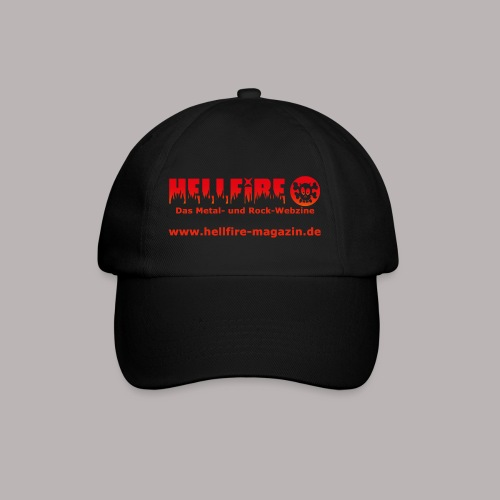 Hellfire Basecap - Baseballkappe