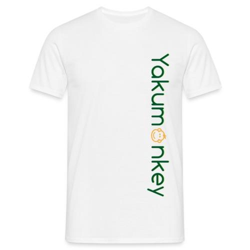 Yakumonkey T-shirt - Men's T-Shirt