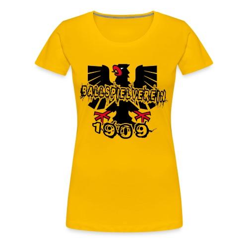 Frauen Shirt - Ballspielverein 1909 - Frauen Premium T-Shirt