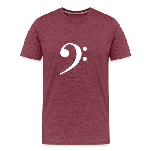 Bass (Premium) - Männer Premium T-Shirt