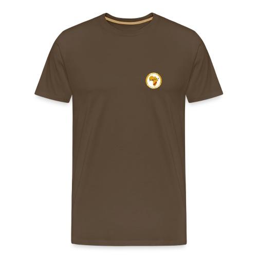 T-Shirt braun The Great Transafrica Project (Männer) - Männer Premium T-Shirt