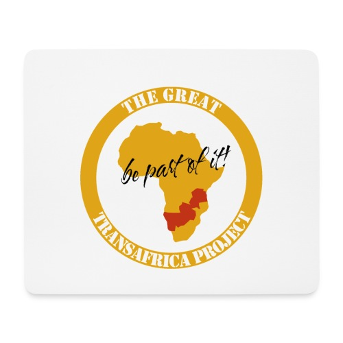 Mousepad The Great Transafrica Project - Mousepad (Querformat)