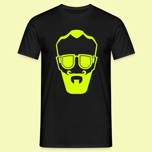 T-Shirt Kopf - Männer T-Shirt