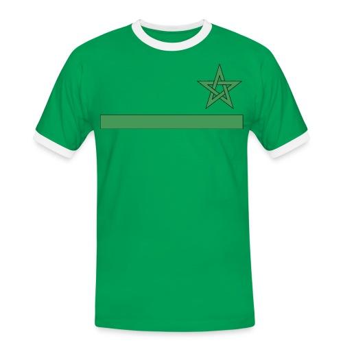 Tshirt Maroc - T-shirt contrasté Homme
