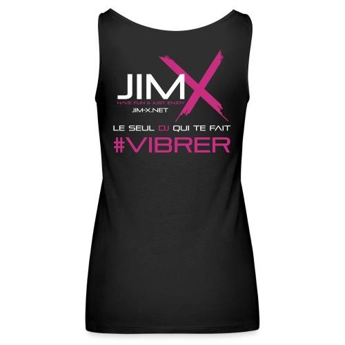 Simple Jim-X Air Woman - Débardeur Premium Femme