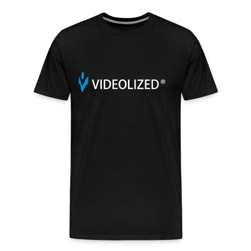 VIDEOLIZED T-Shirt Standart Männer - Männer Premium T-Shirt