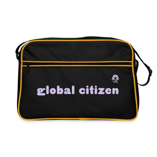 global citizen - retro bag - Retro Tasche