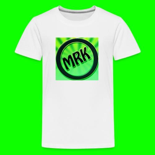 Camiseta premium adolescente