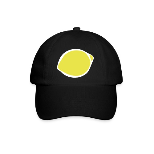 Lemonade Cap - BLACK - Baseball Cap