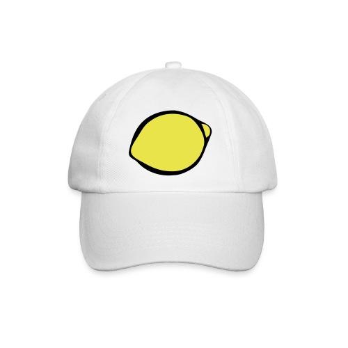 Lemonade Cap - WHITE - Baseball Cap