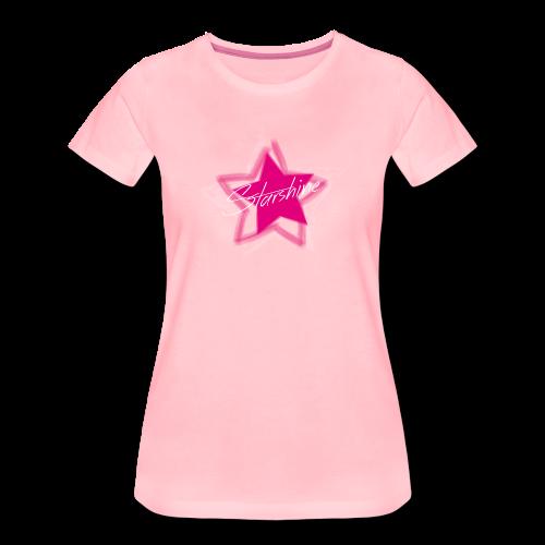 Starshine - Frauen Premium T-Shirt