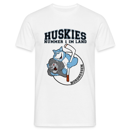 NORDHESSEN HUSKIES - Männer T-Shirt