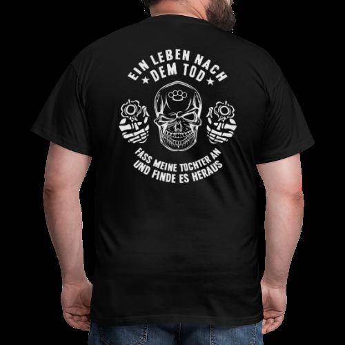 Leben nach dem Tod / Tochter - Männer T-Shirt