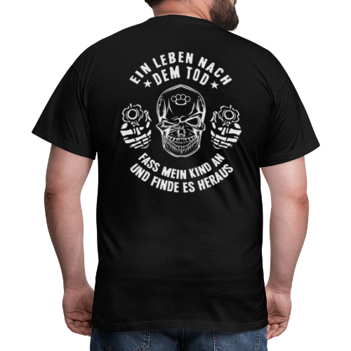 Leben nach dem Tod / Kind - Männer T-Shirt