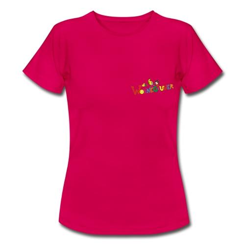 T-Shirt Wonnegauner - Frauen T-Shirt