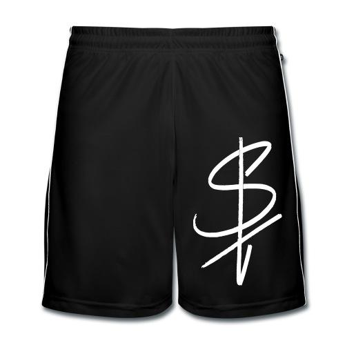 Männer Shorts Soigetier Logo - Männer Fußball-Shorts