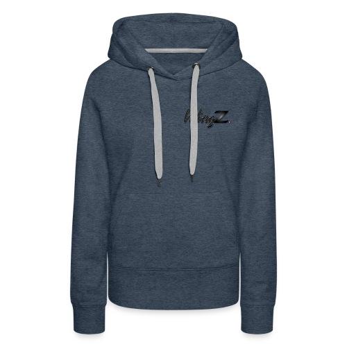 Sweatshirt WingZ Clothes - Sweat-shirt à capuche Premium pour femmes