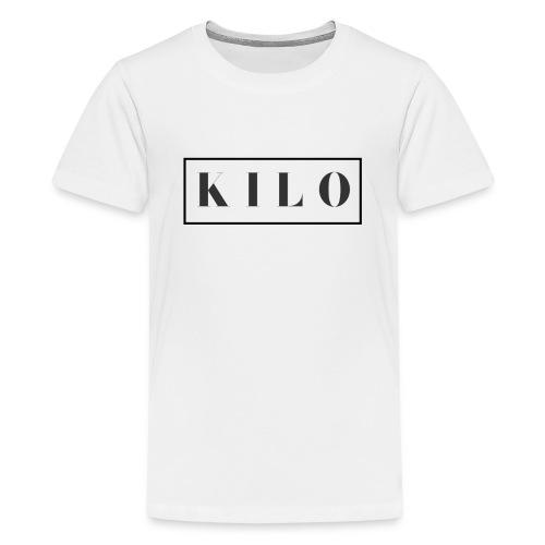 Teenagers K I L O - Teenage Premium T-Shirt