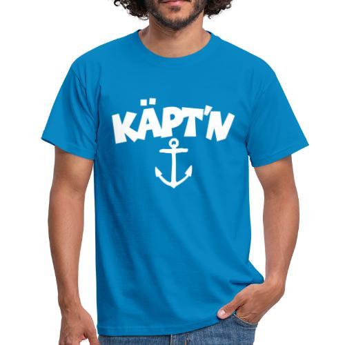 Käpt'n Anker T-Shirt - Männer T-Shirt