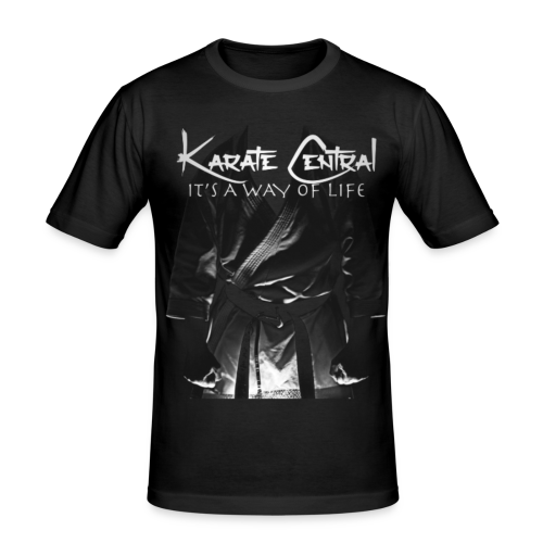 Mens KC Kumite Soul Top - Men's Slim Fit T-Shirt