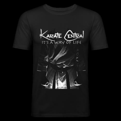 Mens KC Kumite Soul Top - Men's Slim Fit T-Shirt