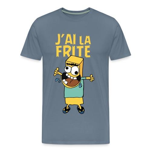 T-Shirt/H/Frite - VPC - T-shirt Premium Homme