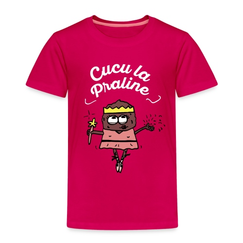 T-Shirt/Enfant/Cucu La praline - VPC - T-shirt Premium Enfant